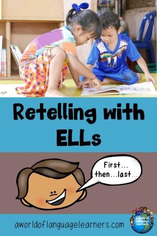 Retelling with ELLs