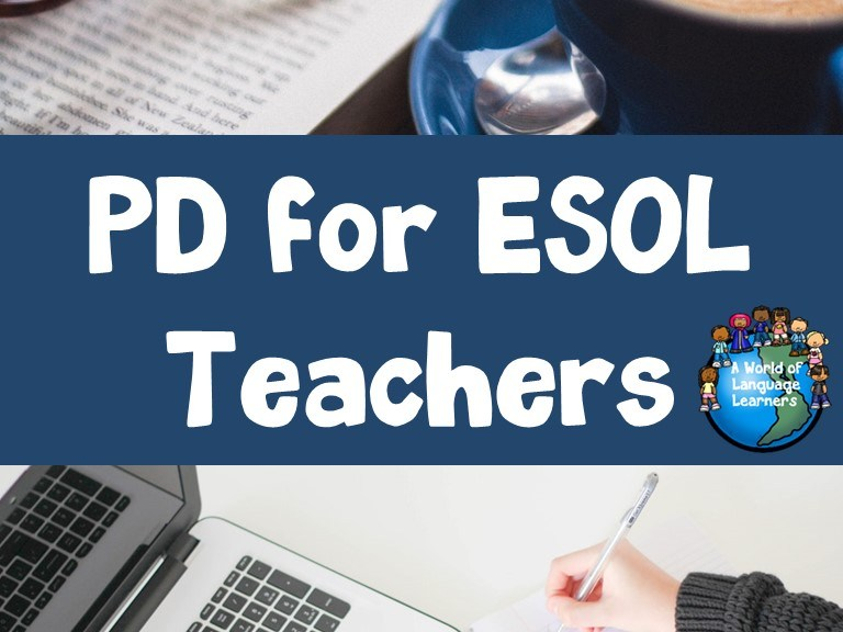 PD for ESOL Teachers