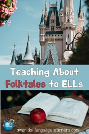 Teaching about folktales to ELLs