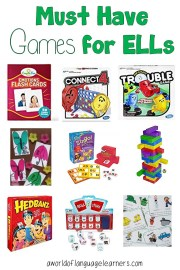 Must Have Games for ELLs