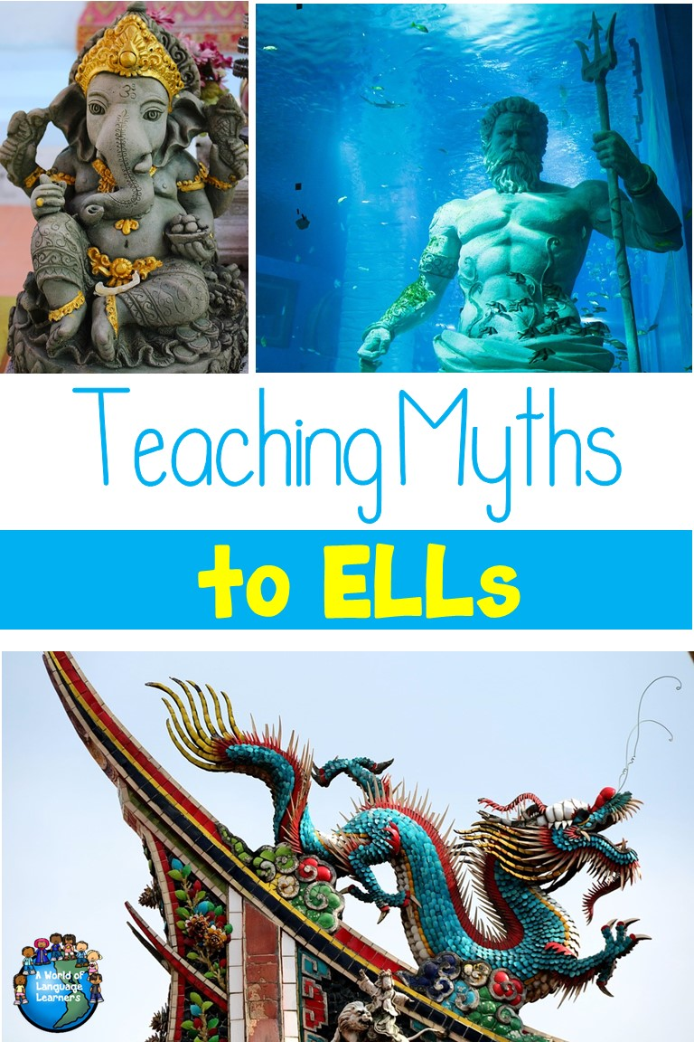 Teaching Myths to ELLs