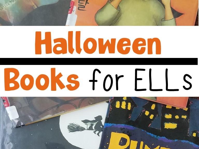 Halloween Books for ELLs