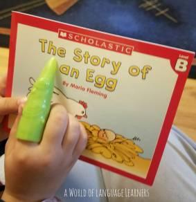 finger pointer