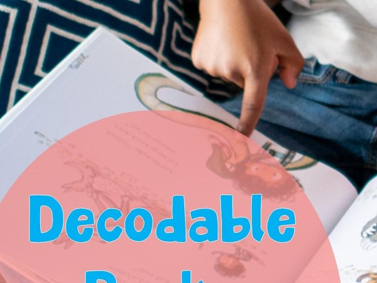 decodable books