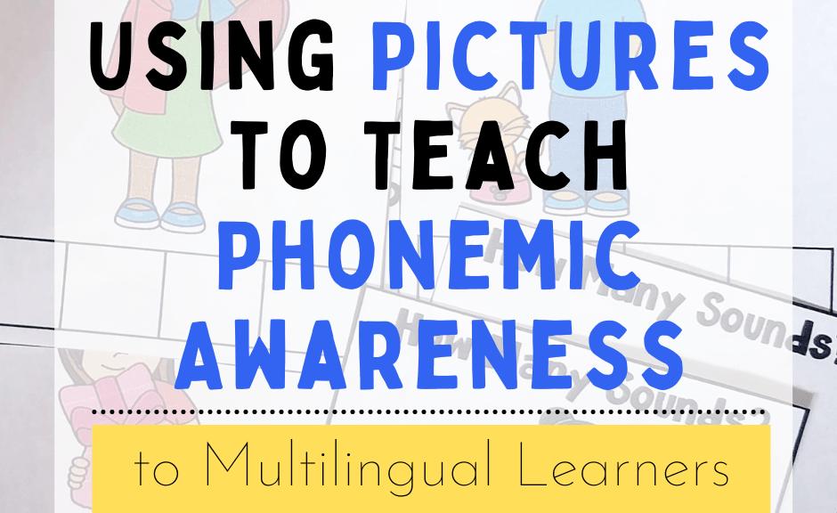 Phonemic Awareness Pictures