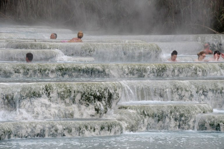 best thermal baths in tuscany