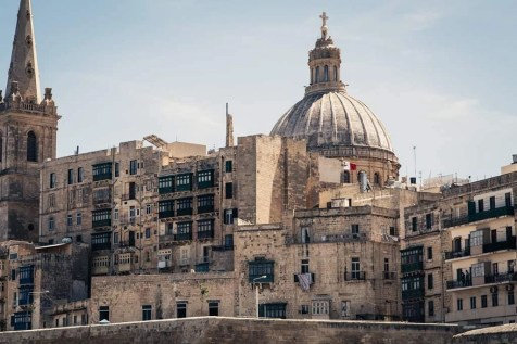 La Valletta - Why You Should Definitely Visit Malta in Winter - A World to Travel