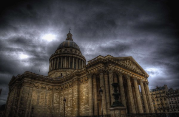 Paris Pantheon Hdr