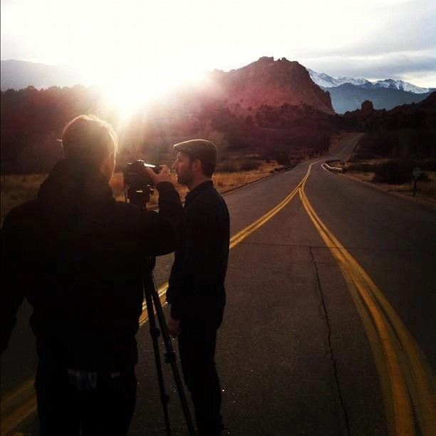 On The Road Interview with Rick Mereki - Filmmaker and Visual Artist - A World to Travel (1)