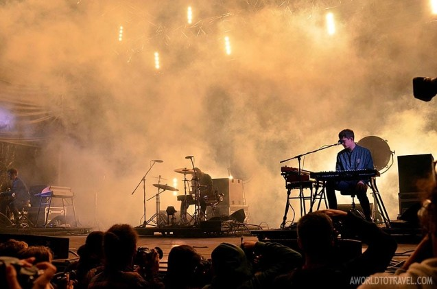 James Blake Paredes de Coura