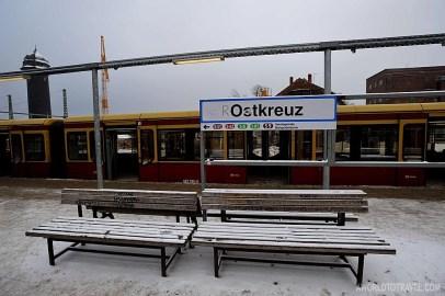Ostkreuz Station