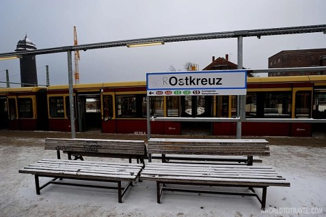 Ostkreuz Station