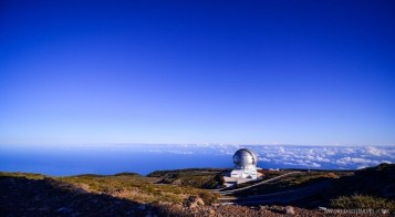 GRANTECAN telescope, La Palma