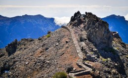 No shortage of pretty landscapes near Roque de los Muchachos, La Palma.