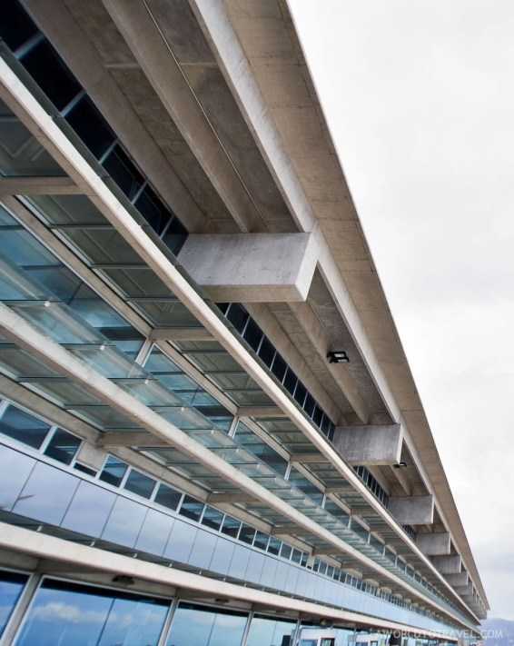La Palma Airport, a state of the art building ready to welcome all year round visitors.