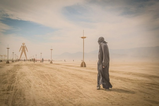 Burning Man by Edin Chavez - The Coolest Music Festivals Around The World - A World to Travel-1
