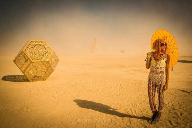 Burning Man by Edin Chavez - The Coolest Music Festivals Around The World - A World to Travel-3