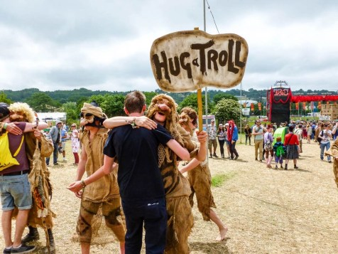 Glastonbury by Global Help Swap - The Coolest Festivals in Europe - A World to Travel