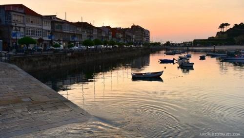 Baiona and surroundings - Explore Rias Baixas Galicia - Aworldtotravel.com -1