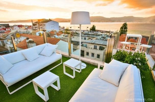 Gran Hotel Nagari Vigo - Explore Rias Baixas Galicia - Aworldtotravel.com -36