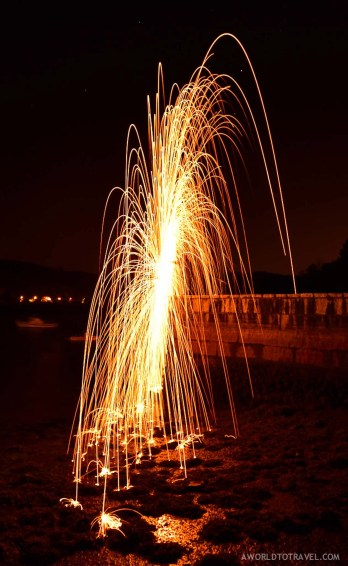Steel wool phography tutorial - A World to Travel-13