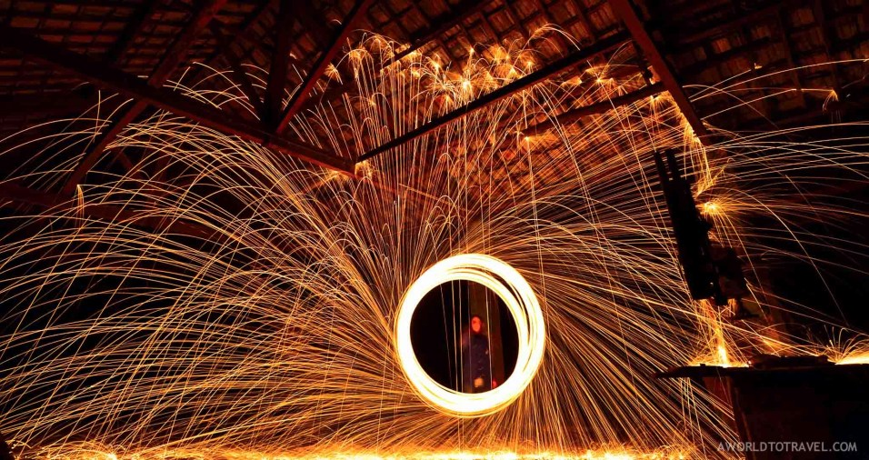 Steel wool phography tutorial- A World to Travel-2