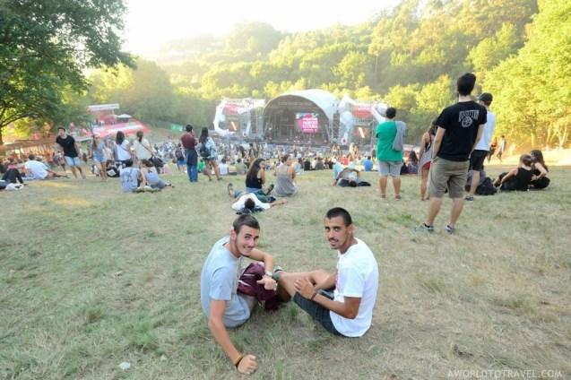 Vodafone Paredes de Coura 2015 music festival - A World to Travel-39