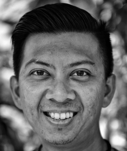 Here's Nico Wijaya @nicwij, a videographer we had the pleasure to meet during this trip.