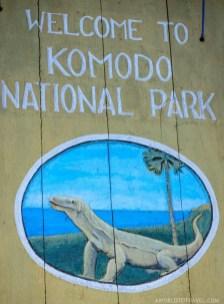 Komodo National Park, Indonesia