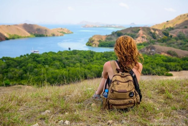 Rinca Island, Komodo National Park, Indonesia