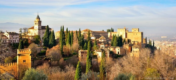 Andalucia Road Trip Itinerary and Tips - A World to Travel-162