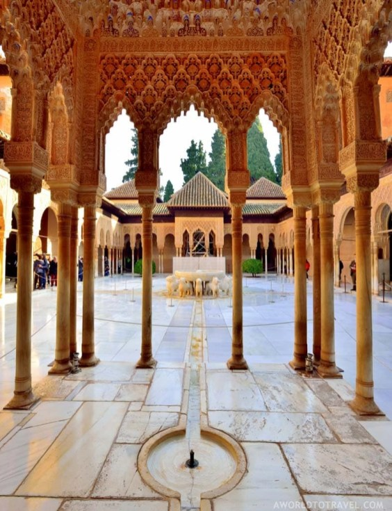 Andalucia Road Trip Itinerary and Tips - A World to Travel-181