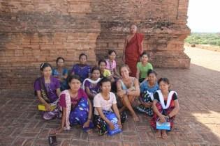 Bagan - Como viajar indefinidamente - Entrevista a Claudia Rodriguez Solo Ida - A World to Travel