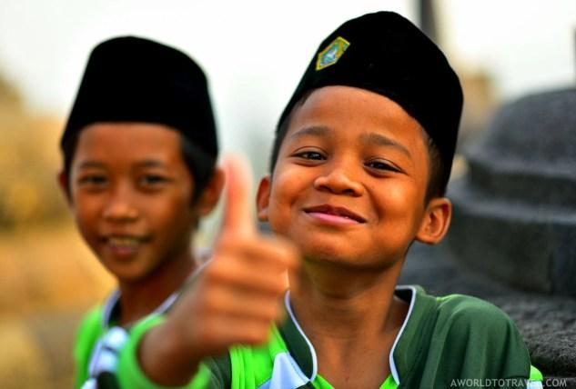 Borobudur Temple - Java Island - Indonesia - A World to Travel-9