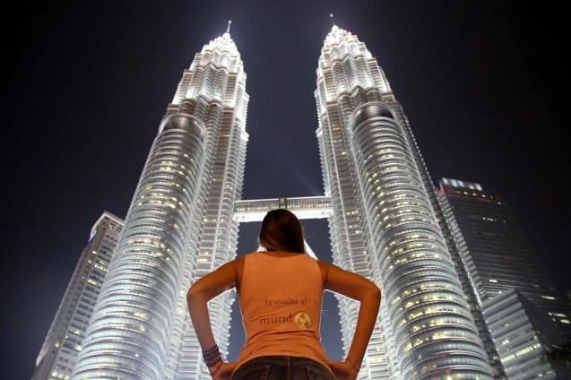 Kuala Lumpur - Como viajar indefinidamente - Entrevista a Claudia Rodriguez Solo Ida - A World to Travel