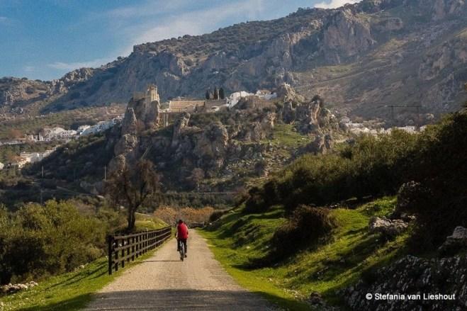 Zuheros Cordoba - Interview with Stefania van Lieshout - A World to Travel