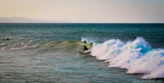 Durban Golden Mile - surfers paradise - South Africa - A World to Travel