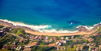 Lading in Durban - South Africa - A World to Travel