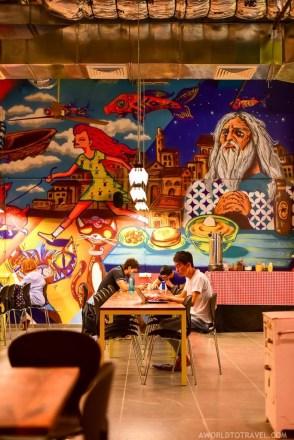 Abraham Hostel Tel Aviv - A World to Travel-36