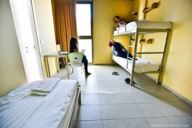Abraham Hostel Tel Aviv - A World to Travel-6