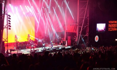 09. The Vaccines - Vodafone Paredes de Coura 2016 - A World to Travel (1)