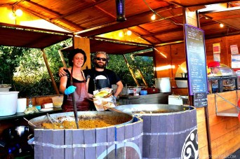 Food Court at Vodafone Paredes de Coura Festival 2016 - A World to Travel (2)
