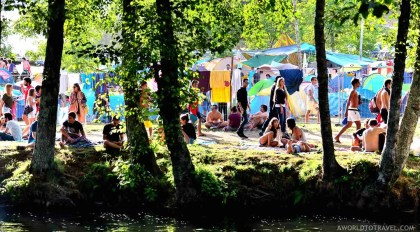 River fun at Vodafone Paredes de Coura Festival 2016 - A World to Travel (25)