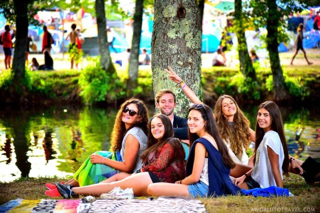 River fun at Vodafone Paredes de Coura Festival 2016 - A World to Travel (37)