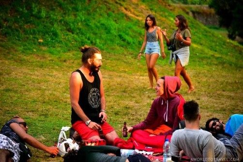 River fun at Vodafone Paredes de Coura Festival 2016 - A World to Travel (42)