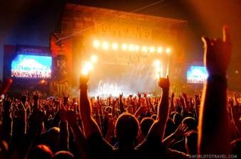 Gojira concert - Resurrection Festival 2016 - A World to Travel-2