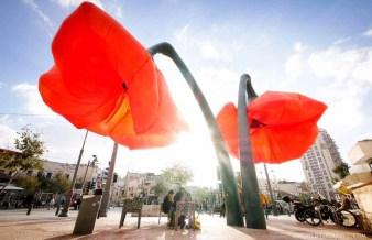 Urban art in Jerusalem - A World to Travel