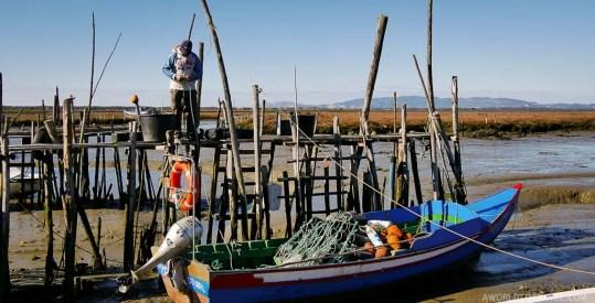 Cais Palafitico da Carrasqueira Comporta - Rota do Peixe Alentejo Portugal - A World to Travel (7)