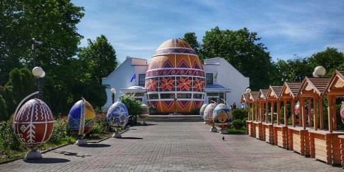 Easter Egg Museum - Ukraine - The Hidden Summer Gem Of Europe - A World to Travel