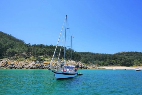 7. Cies Islands - Galician Getaway - Vigo Experiences Worth Living - A World to Travel (5)